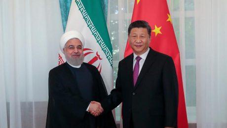 روابط اقتصادی چین و ایران